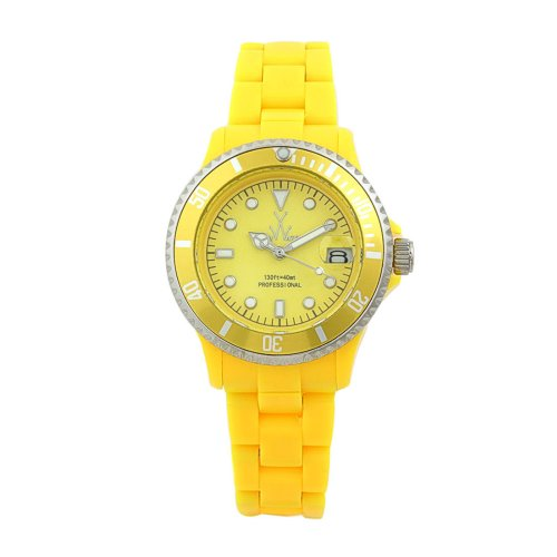 Toy Watch Unisex FL44YL Mini Plasteramic Watch