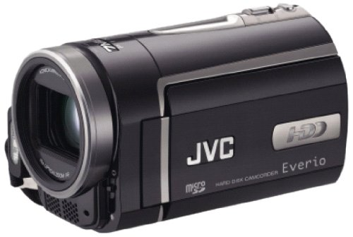 JVC GZ-MG730 30GB HDD Standard Definition Camcorder