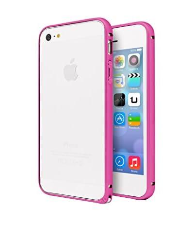 Unotec Bumper Pro Aluminium iPhone 5 Rosa
