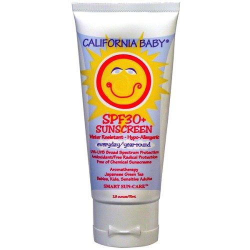 California Baby SPF 30 Sunscreen Lotion