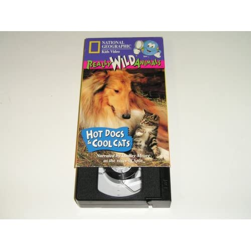 Hot Dogs And Cool Cats Vhs