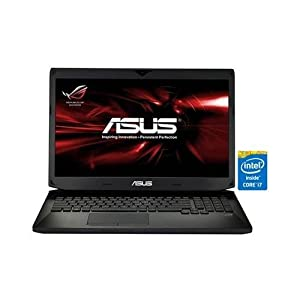 """ASUS G750JS 17.3"""" i7-4700HQ 2.40GHz 32GB 750GB 7200rpm HDD nVIDIA 3GB 870M FullHD Blu-Ray W8 Gaming Laptop"""