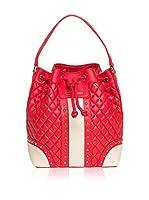 Love Moschino Bolso saco (Rojo)