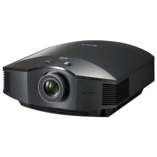 ソニー 3D対応ビデオプロジェクター ブラック VPL-HW50ES/B