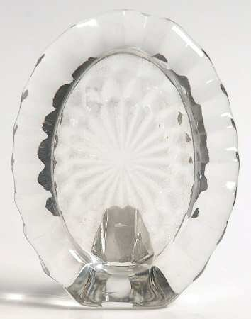Vintage Fostoria Crystal Clear Glass American 4