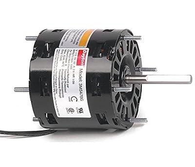 "1/20HP, 1550RPM, 115 Volt, 3.3"" diameter Dayton Electric Motor Model 3M547"