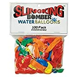 Sling king Bomber Water Balloons 100 pack Biodegradable