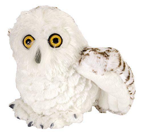 "Wild Republic CK-Mini Snowy Owl 8"" Aninal Plush"