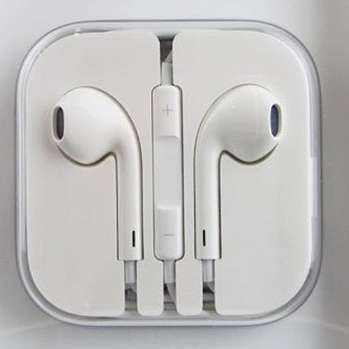 EarPods(Earphone) with Remote and Mic for iPhone 5, iPad mini, iPad 4th -Generic