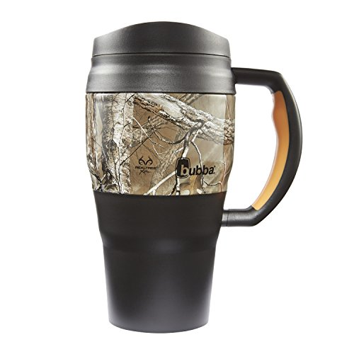 bubba-brands-1953542-classic-insulated-travel-mug-20-oz-black-realtree-design
