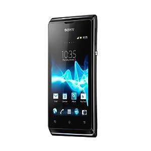 Sony Xperia E C1604 (Dual SIM, Black)