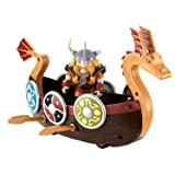 Mike the Knight Viking Longboat Playset