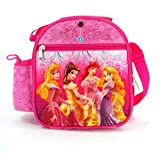 Lunch Bag - Disney - Princess - Pink Tote Bag Case