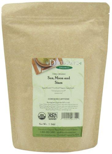 Davidson's Tea Bulk, Sun, Moon And Stars, 16-Ounce Bag