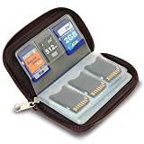 Memory Card Carrying Case, Black