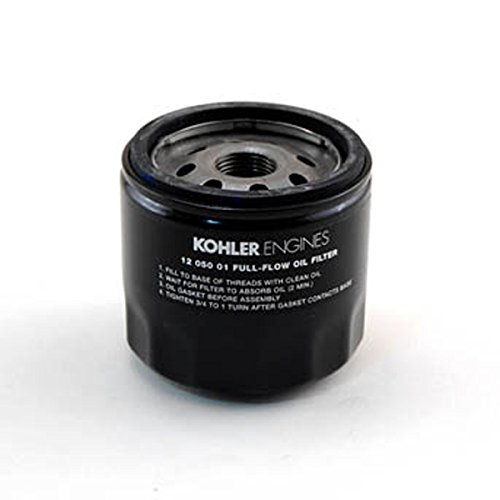 KOHLER 12 050 01-S Engine Oil Filter For CH18 - CH25 And CV18 - CV25