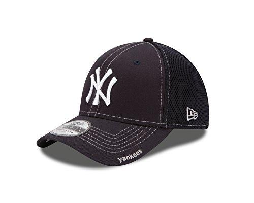 MLB New York Yankees NEO 39Thirty Stretch Fit Cap, Navy, Lar