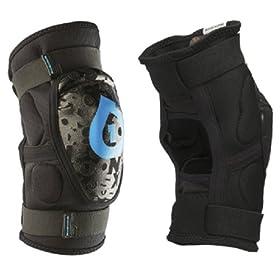 SixSixOne Rage Elbow Guard (Black, X-Large)