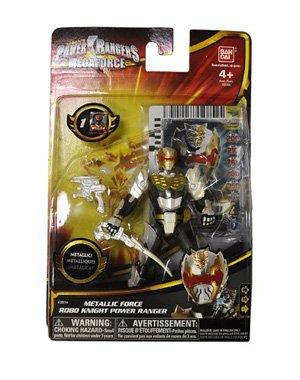 Power Rangers Mega Force Metallic Force Robo Knight Power Ranger - 1