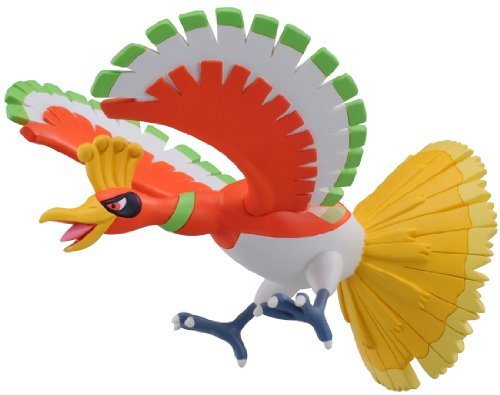 "Takara Tomy Pokemon Hyper Size Monster Collection MSP-07 ""Ho-Oh"" (Japan Import) - 1"