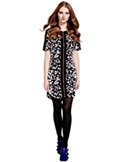 Limited Edition Animal Print Shift Dress