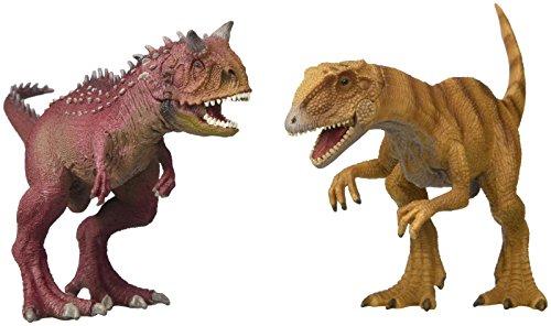 Schleich 77089 US Carnotaurus and Allosaurus Set Toy Figure