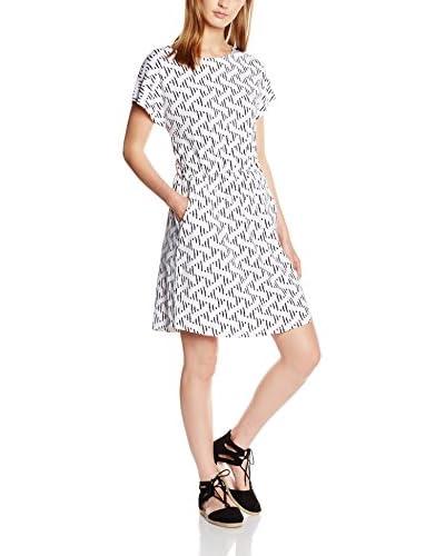 PIECES Vestido Omara Dress Box Blanco