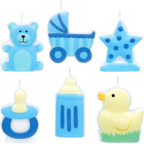 Little Prince Mini Candles - 1