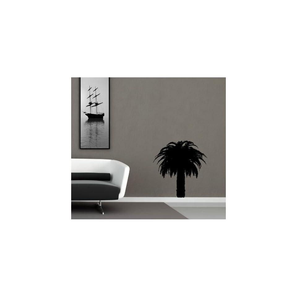 Wall Mural Vinyl Sticker Cute Palm Tree K101