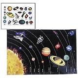 Space Sticker Scenes