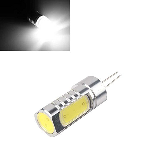 Home Useful High Power G4 7.5W Cob Led Warm Pure White Light Bulb Lamps 500Lm 12V-24V