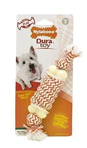 Nylabone Rhino Souper Tug Rope Dog Chew Toy