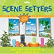 Amscan International Scene Setter Add ons Window Views Hawaiian