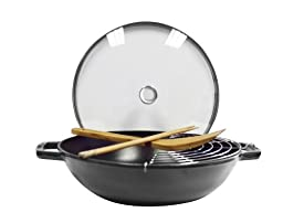 Staub Perfect Pan, Graphite Grey, 12''