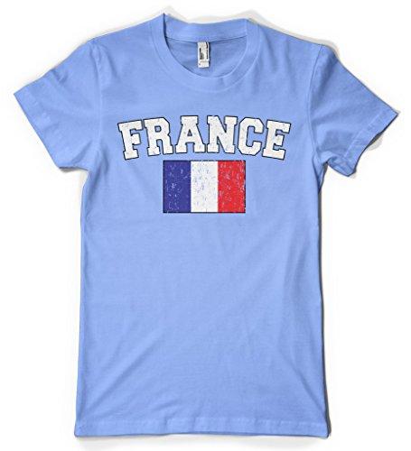 Cybertela France Flag Women