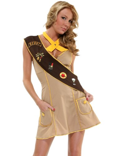 Forplay Women's Troop Leader Adult Sized Costumes