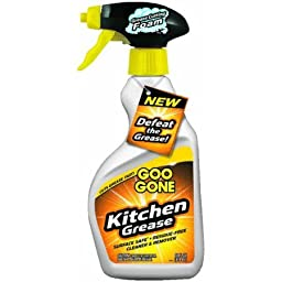 Goo Gone Kitchen Degreaser, 14 fl oz