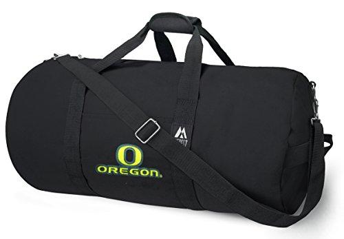 University Of Oregon Duffel Bag Uo Ducks Duffle Gym Sports Luggage Bags