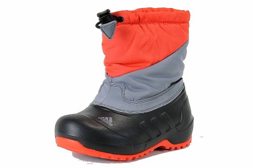 Adidas Boy's Fashion Boots Winter Fun PrimaLoft Snow Shoes