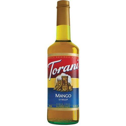 Torani Mango Syrup, 750 Ml front-917427