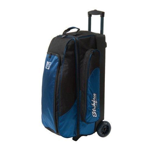 kr-strikeforce-cruiser-smooth-triple-roller-bowling-bag-blue-by-kr