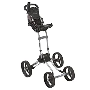 Bag Boy Quad Push Cart by Bag Boy