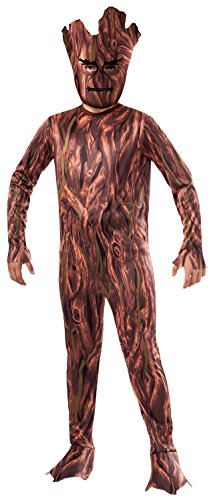 Rubie'S Costume Guardians Of The Galaxy Groot Child'S Costume, One Color, Large front-506759