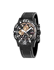Festina Men's F16289/3 Ghost Rider Stainless Steel with PVC Plating Chronograph Watch