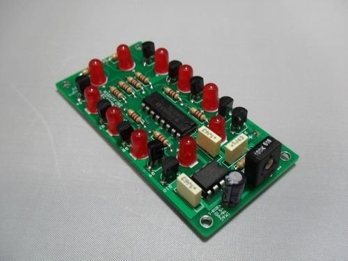 Nightfire Led Sequencer Kit - Red