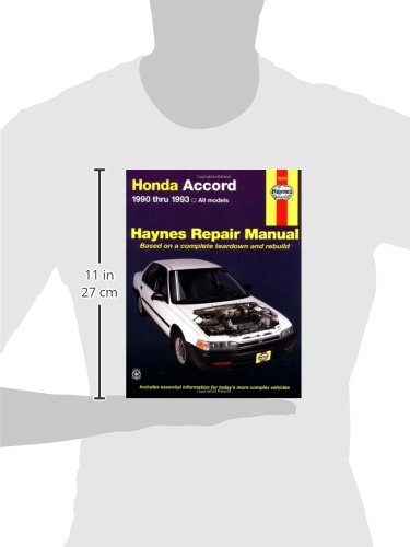 1990 honda accord repair manual