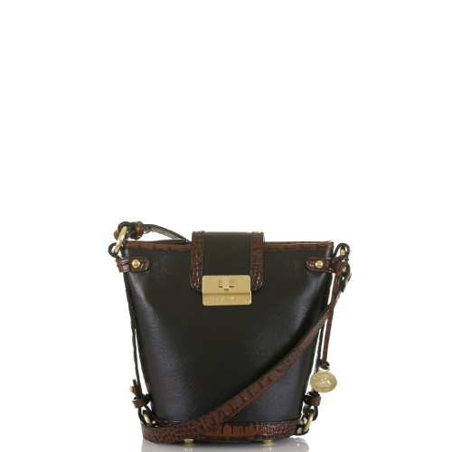 Oxford Crossbody<br>Black Tuscan