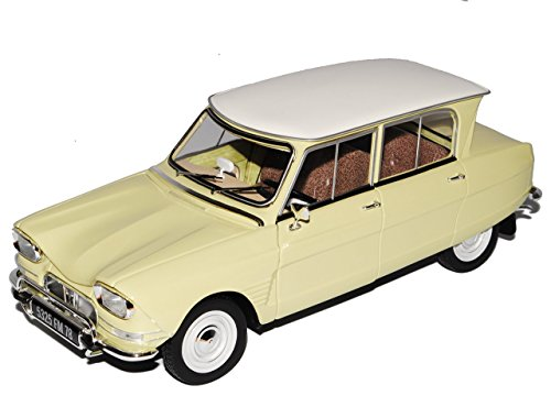 citroen-ami-6-beige-weisses-dach-1961-1969-1-18-norev-modell-auto