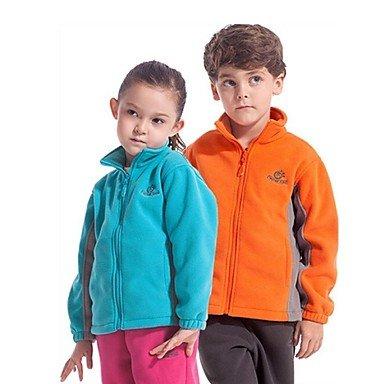 Man Friday Freien Polyester, orange, blau und rot Kinderwinddichte Fleecejacken günstig bestellen