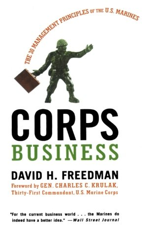Corps Business: The 30 Management Principles